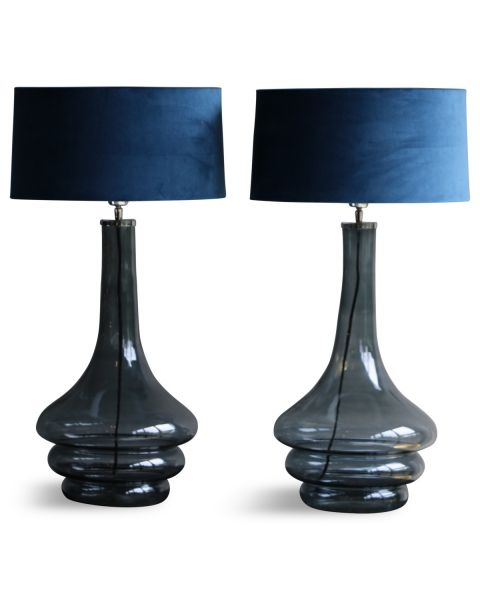 taffellamp met lampenkap