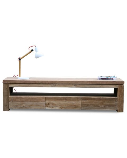 Teak tv dressoir leroy