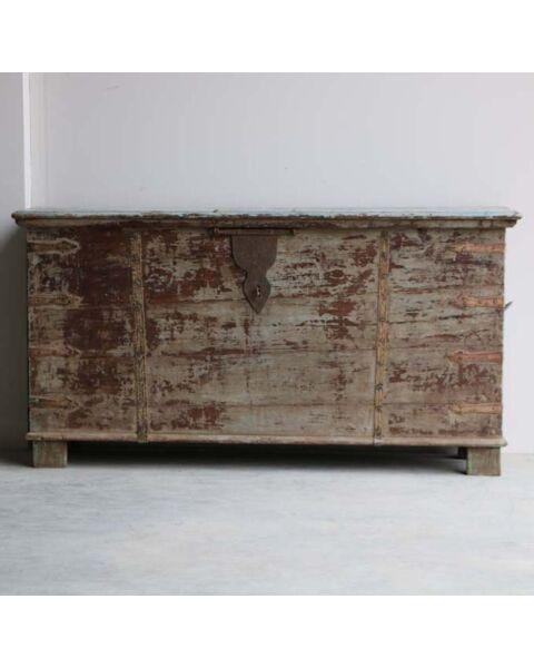 oud houten india box