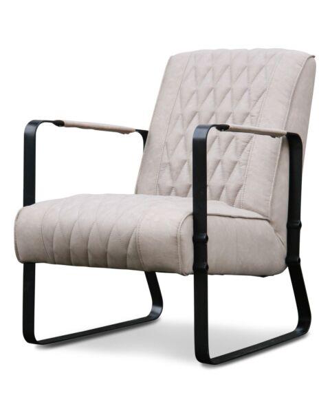 fauteuil beige
