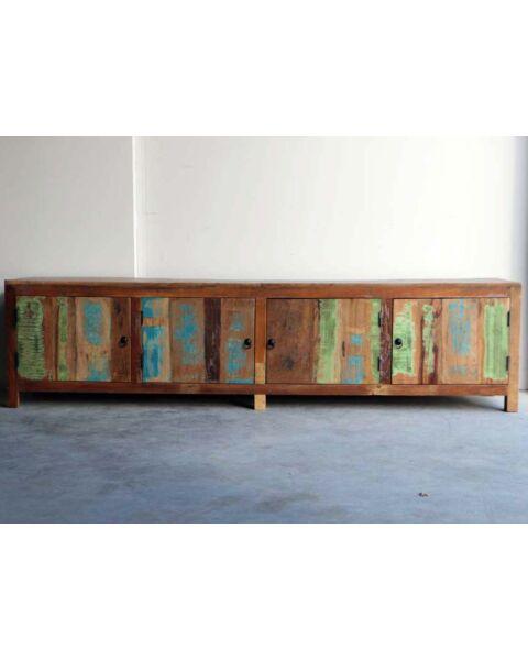dressoir india oud hout