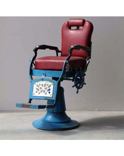 unieke barber stoel india