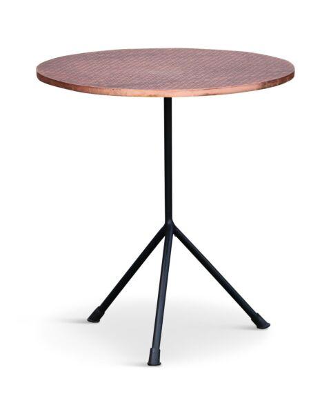 koperen tafeltje