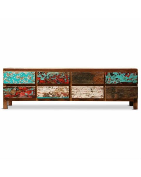 India Dressoir Gerecycled Hout