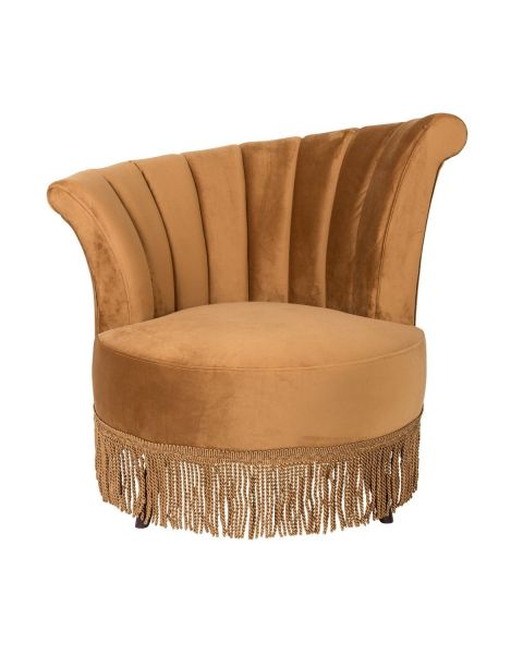 fauteuil goud