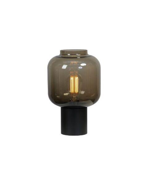 tafellamp lett zwart 31cm