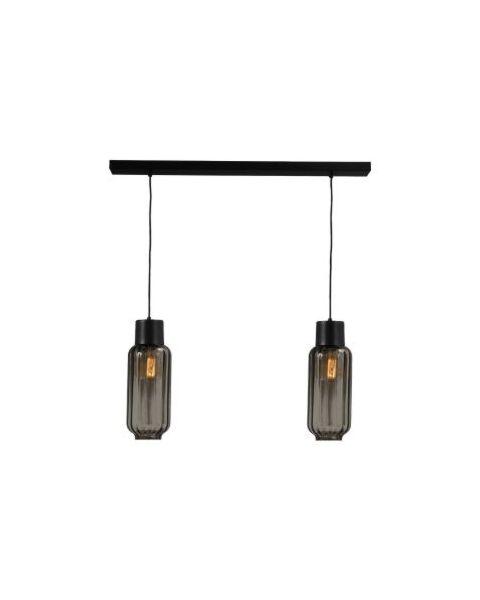 hanglamp lett rib 2-lichts