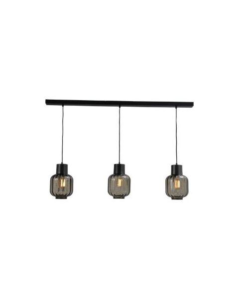 hanglamp lett rib 3-lichts