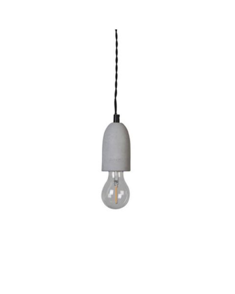 Zuiver Hanglamp Mach Concrete