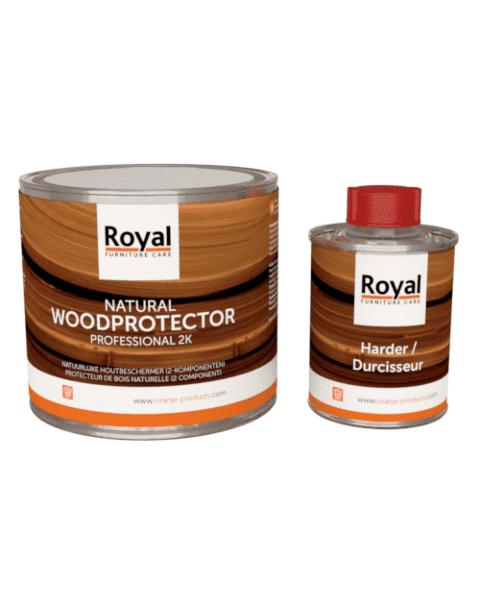 Natural Wood Protector