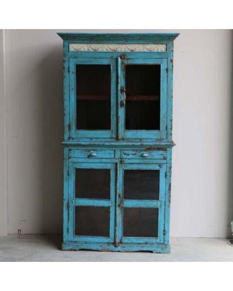 oude houten kast india