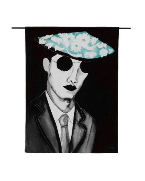 Urban Cotton Wandkleed Mr. Cool