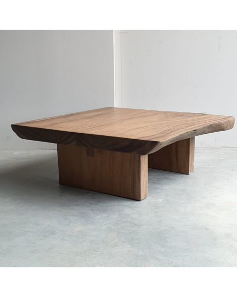 houten coffee table