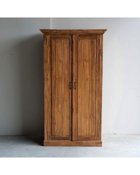 houten opbergkast india