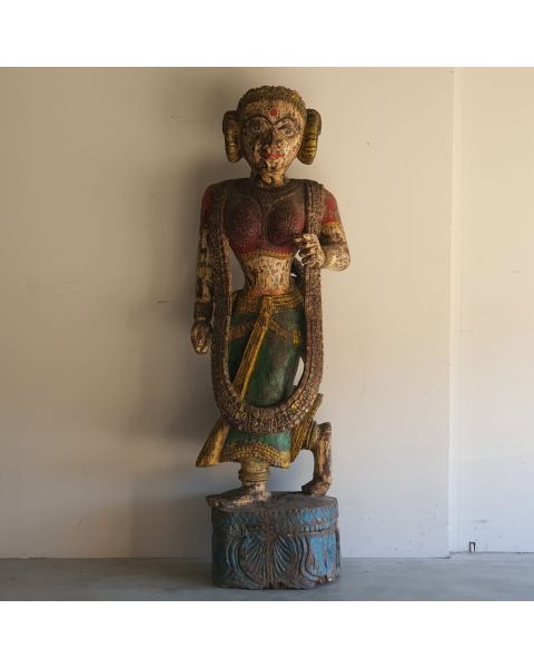Oud India Beeldje