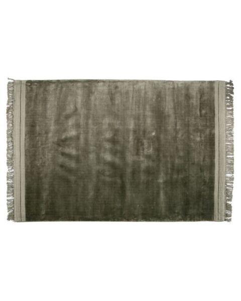 BePureHome Ravel Vloerkleed Warm Groen 170x240