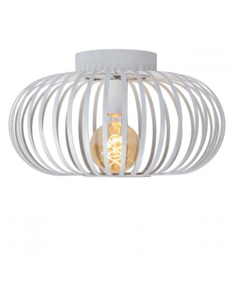 Scandinavische Plafondlamp Manuela Wit