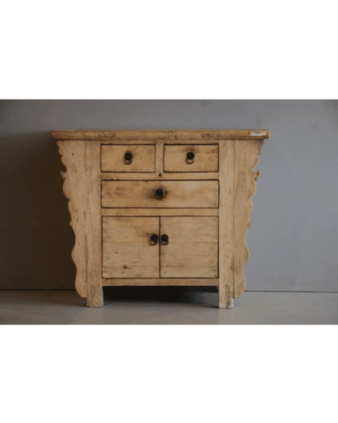 Kast Chinees Old Wood