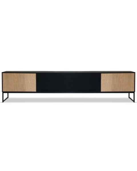 eikenhouten tv meubel