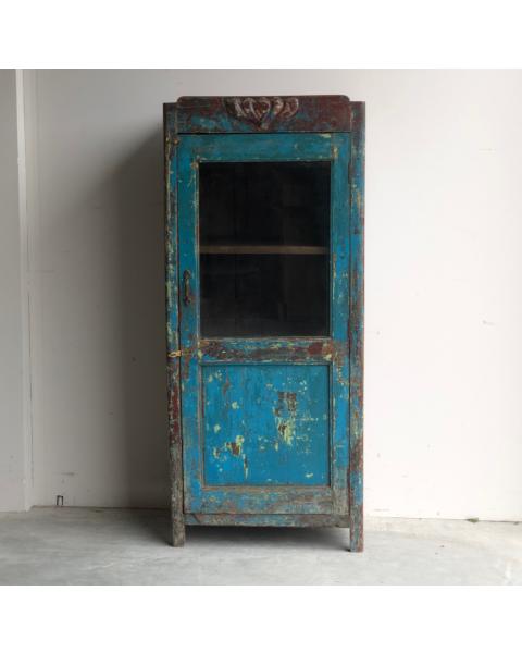 India Glass Door Cabinet Kast | Zen Lifestyle