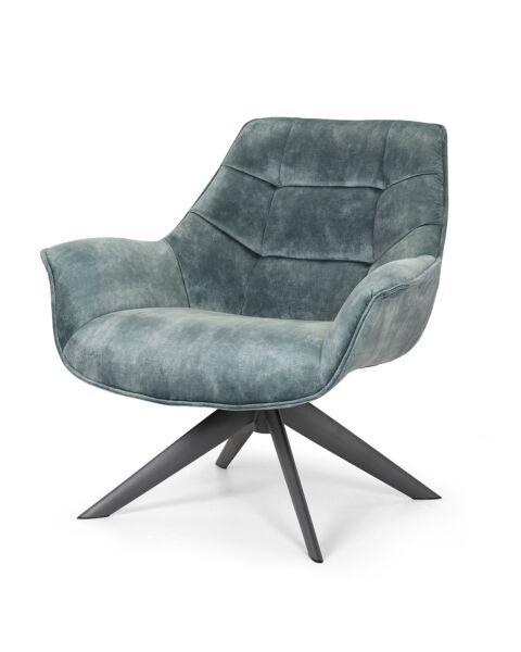 fauteuil sandy blue
