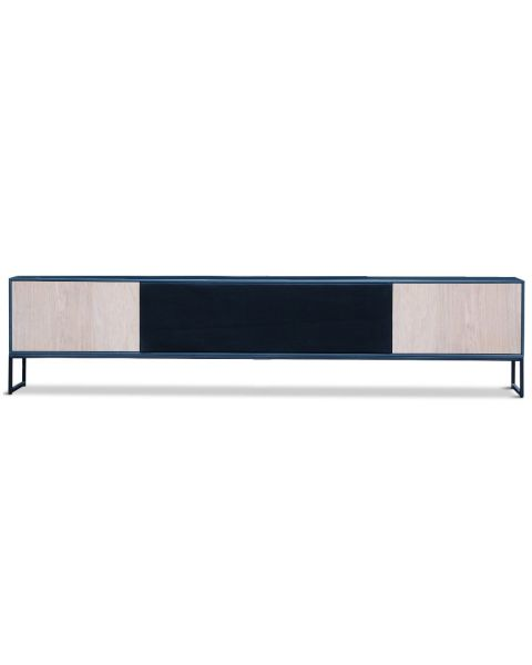 Scandinavisch TV-meubel Bruss 203cm