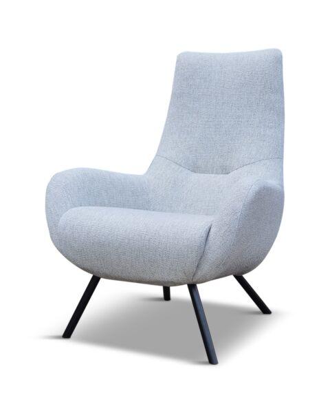 fauteuil elize grijs