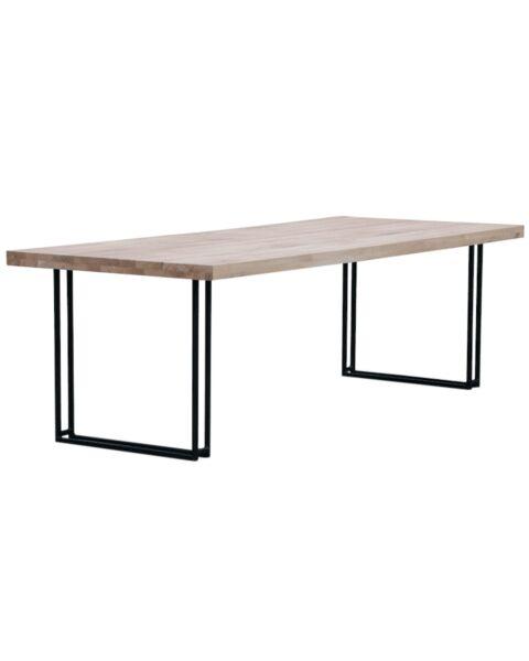 Moderne Eiken Design Tafel Raw