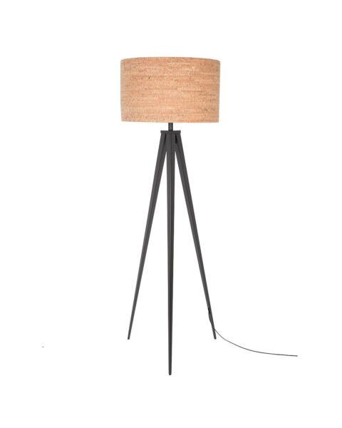 Zuiver Floorlamp Tripod Cork