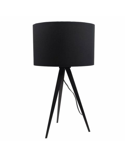 Zuiver Tripod Table Zwart