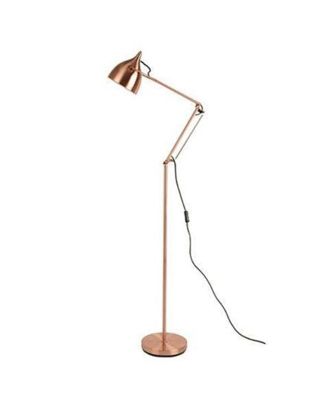 Zuiver Vloerlamp Reader Copper