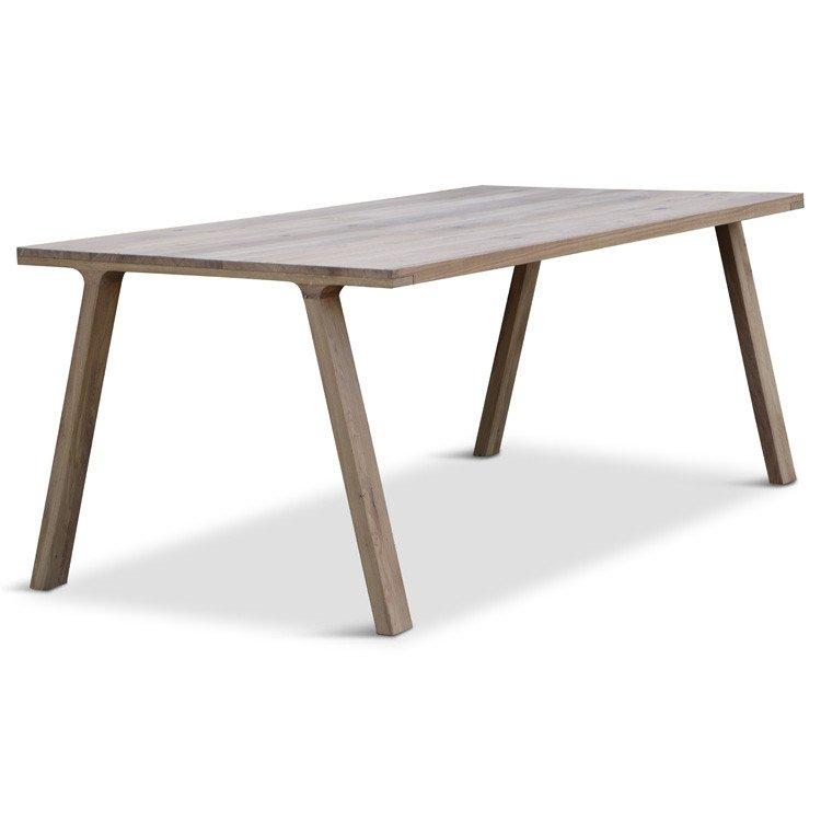 Scandinavische Design Tafel Eiken Bruss