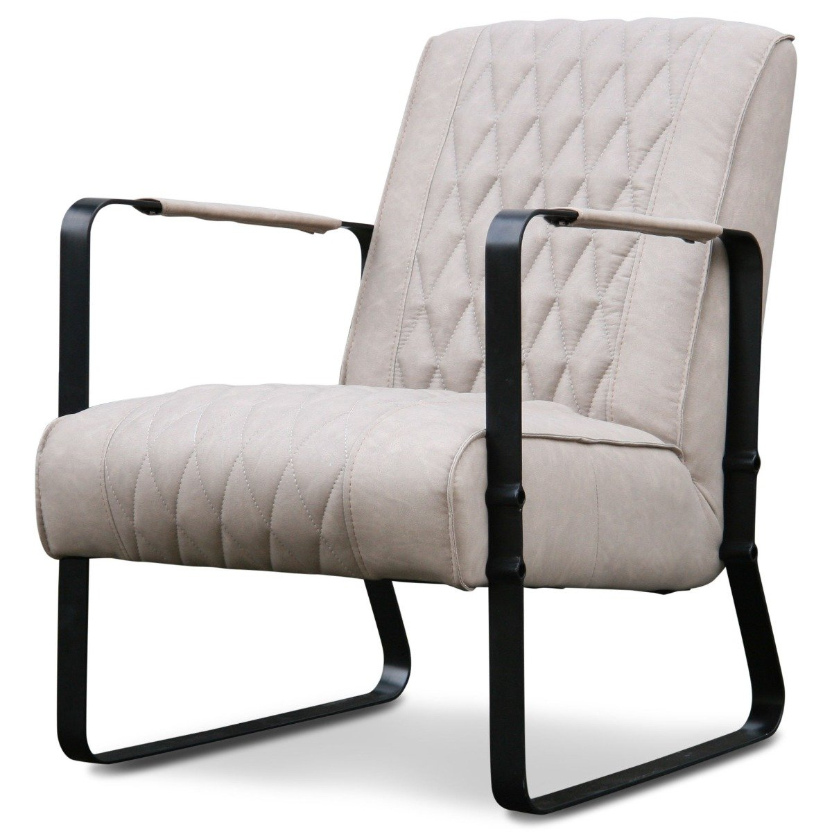 Fauteuil Kaito Beige